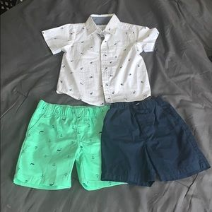 Other - Toddler Nautical Style Bundle